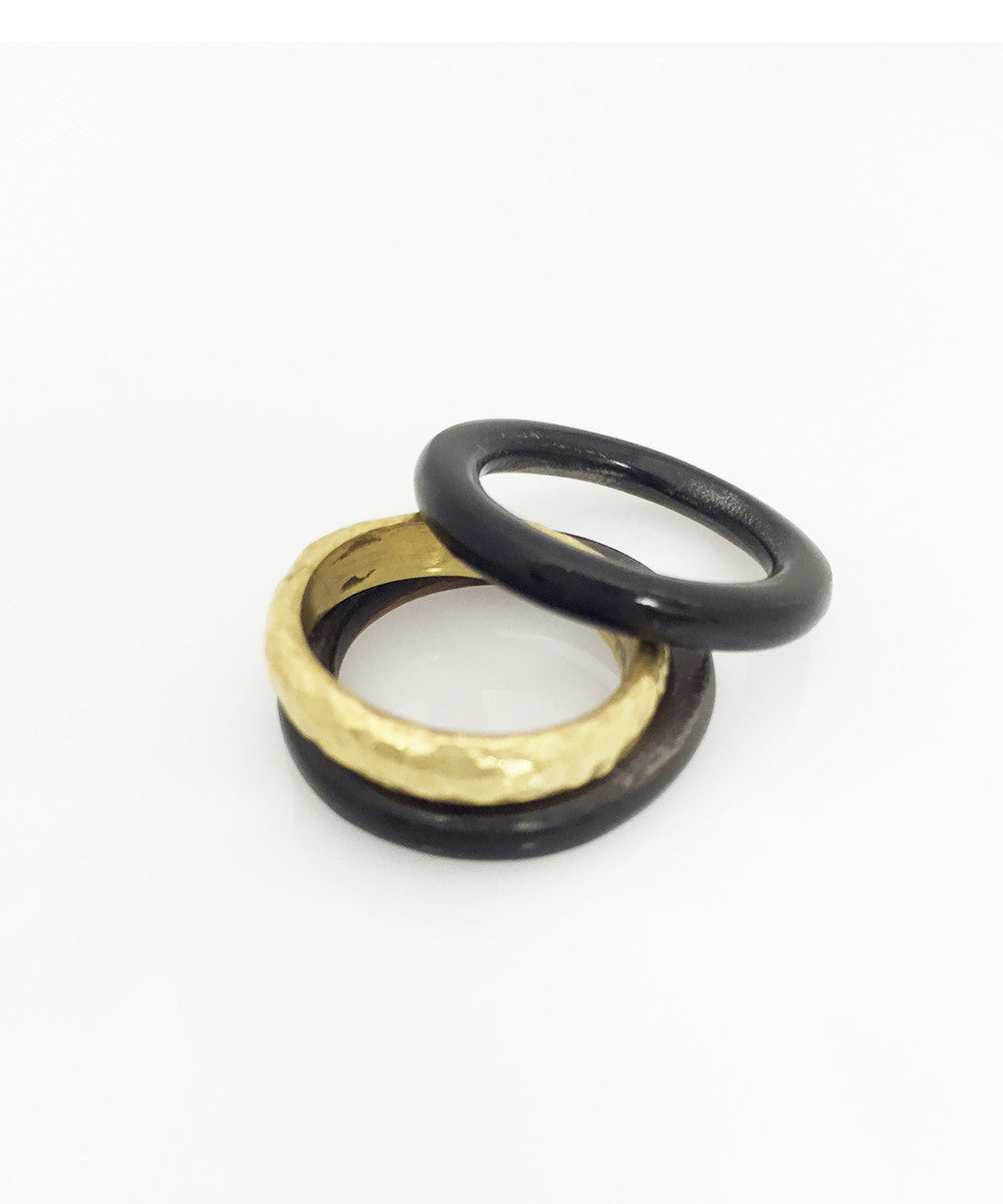 Ashley Pittman Mechi Ring Set