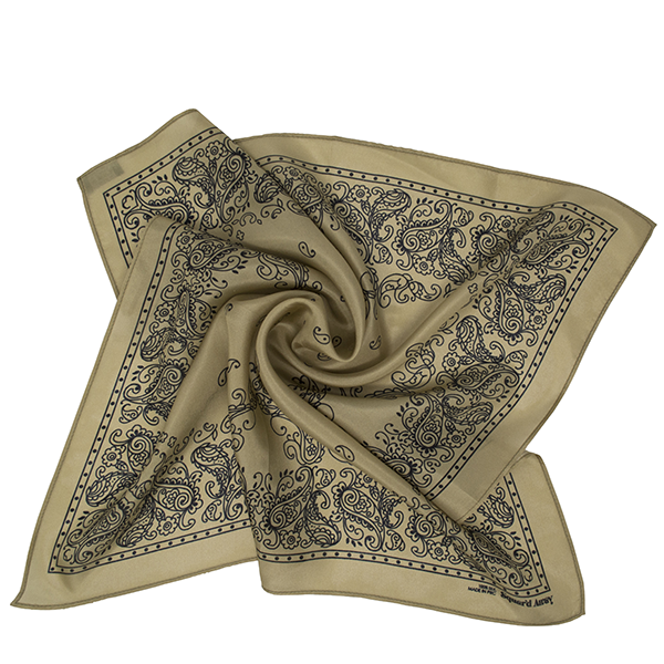 Squar'd Away Badlands Scarf Olive