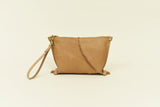 8.6.4 Design Small Tan Leather Clutch