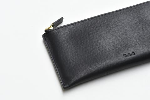 8.6.4 Design Long Zip Leather Wallet