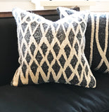 Diamond Verso Pillow by The Oriole Mill