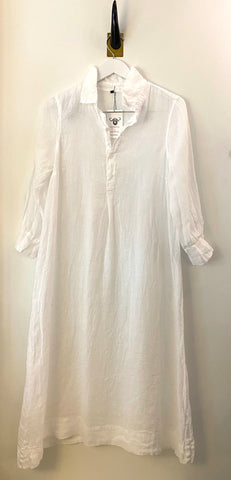 CP Shades Rumer Linen Dress