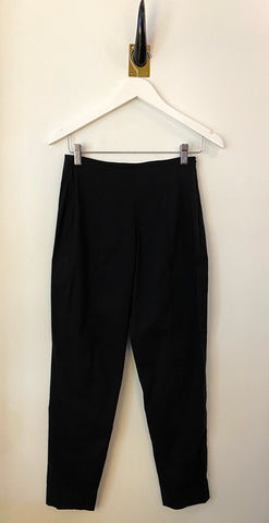 Peter O Mahler Slim Pant in Linen Stretch