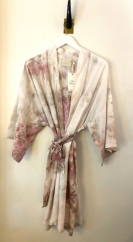 Rise & Ramble Hand Painted Short Robe