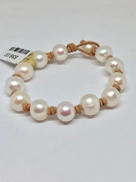 Perle By Lola White Pearl Bracelet at PATRICIA in Southern Pines, NC