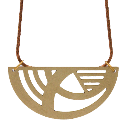 Haden Designs Laiton Necklace