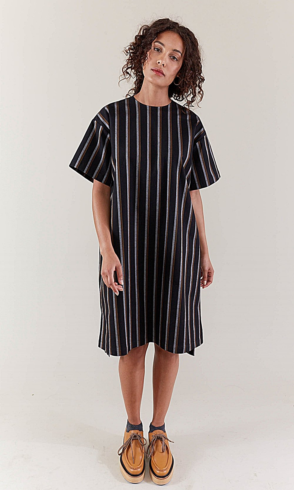 Shosh Stripe mini dress found at PATRICIA in Southern Pines, NC