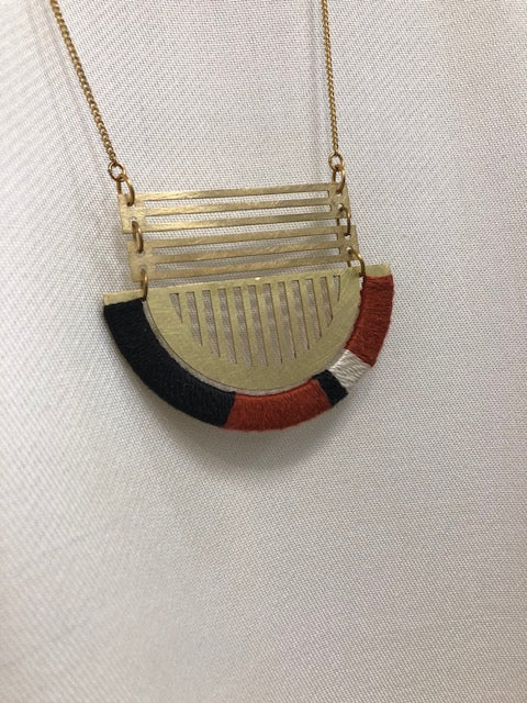 Haden Designs Roberta Necklace