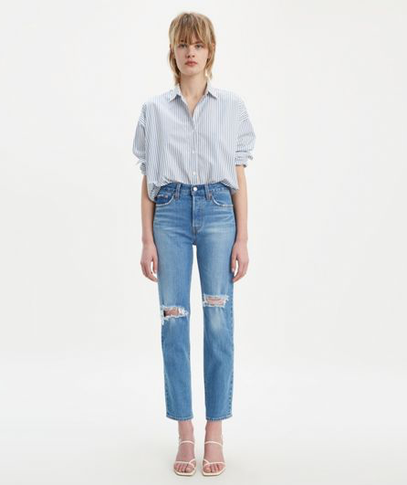 Levi's Wedgie Icon Fit Charleston Breeze
