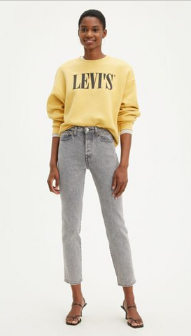 Levi's Wedgie Icon Fit Stone Broke