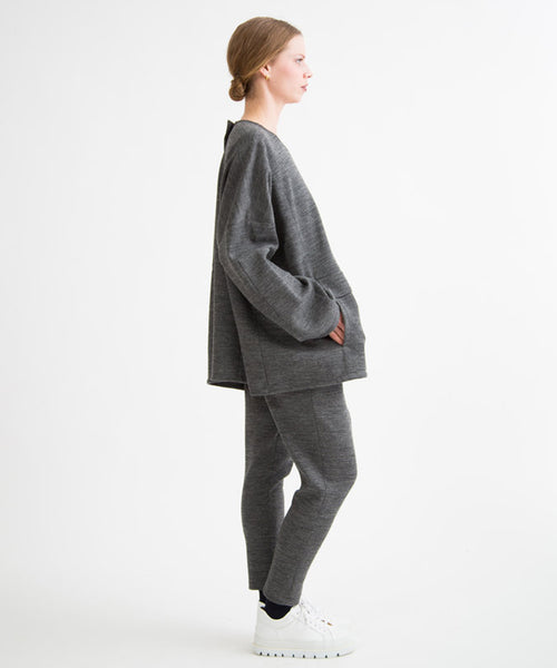 Women's Mega Sweater by Shosh. Shop now at PATRICIA, Southern Pines, NC