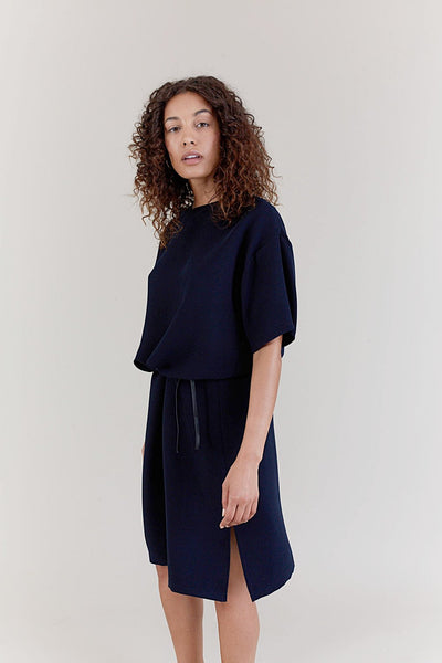 Shosh T-Shirt Dress with Belt