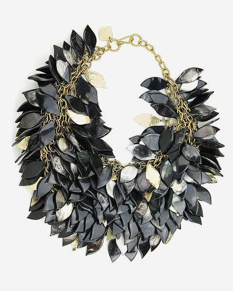 Ashley Pittman Tanzu Necklace Dark Horn