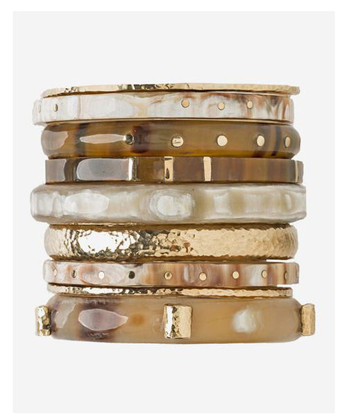 Ashley Pittman Tele Bangle Set