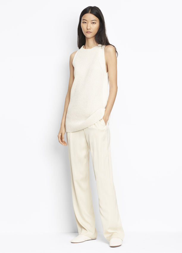 Vince Pleated Trouser