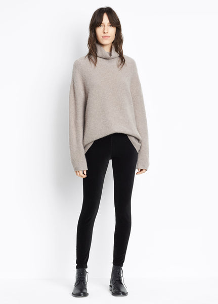Vince black stretch corduroy leggings found at Patricia in Southern Pines and Raleigh, NC