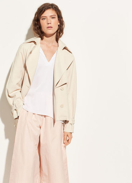 Women's trench coat by Vince