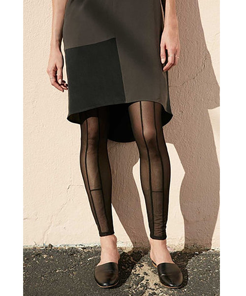 Emerson Fry Line Mesh Leggings