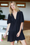 Emerson Fry Isla Dress Black