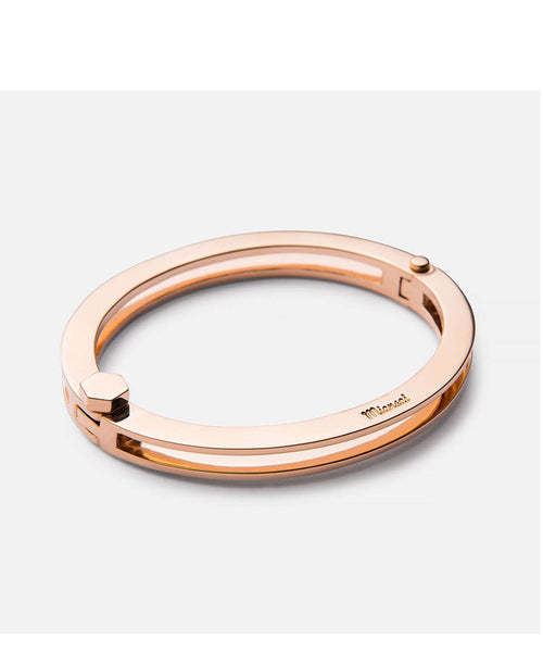 Miansai | Split Layer Cuff Rose Gold Plated