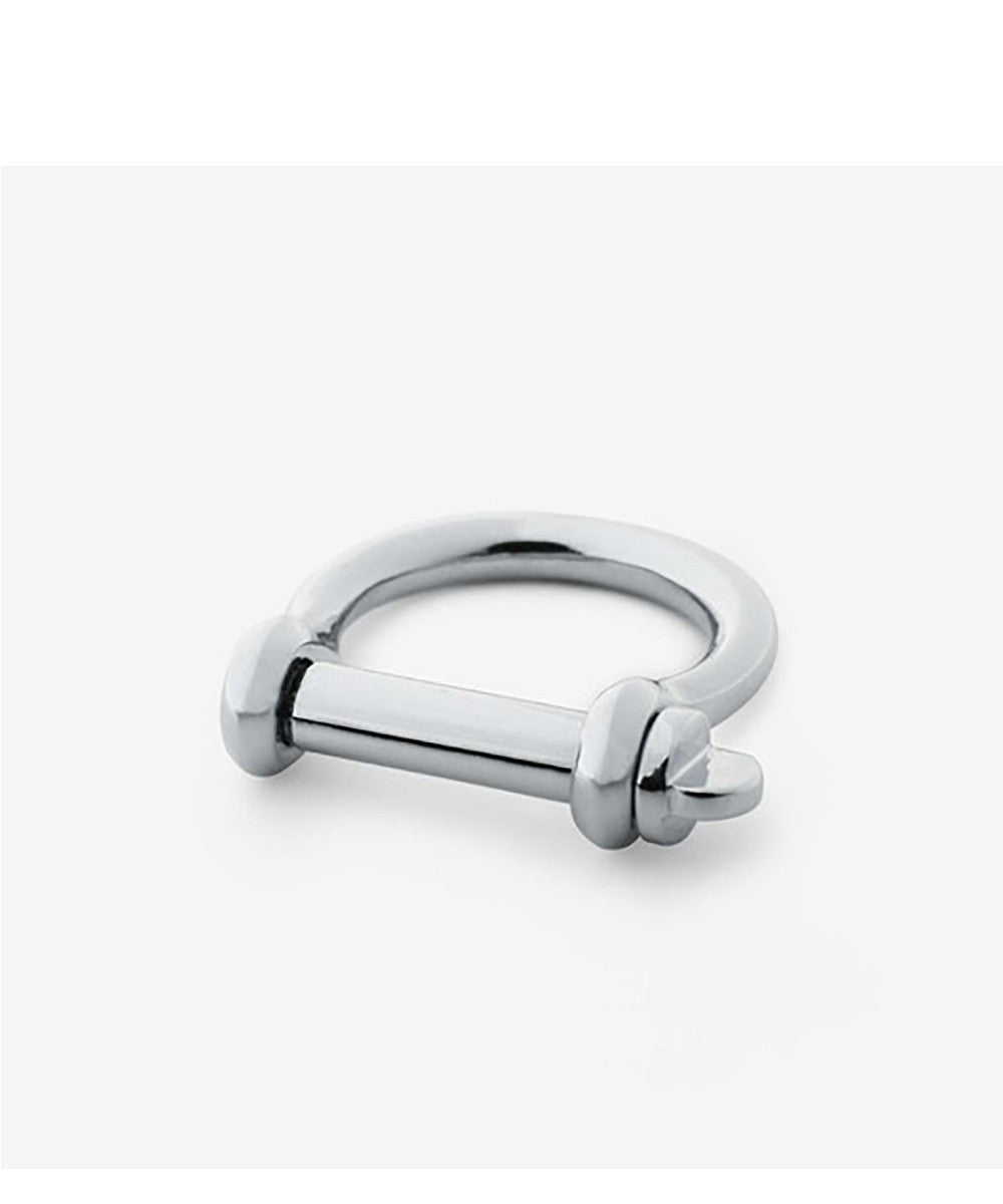 Miansai | Screw Cuff Ring Silver