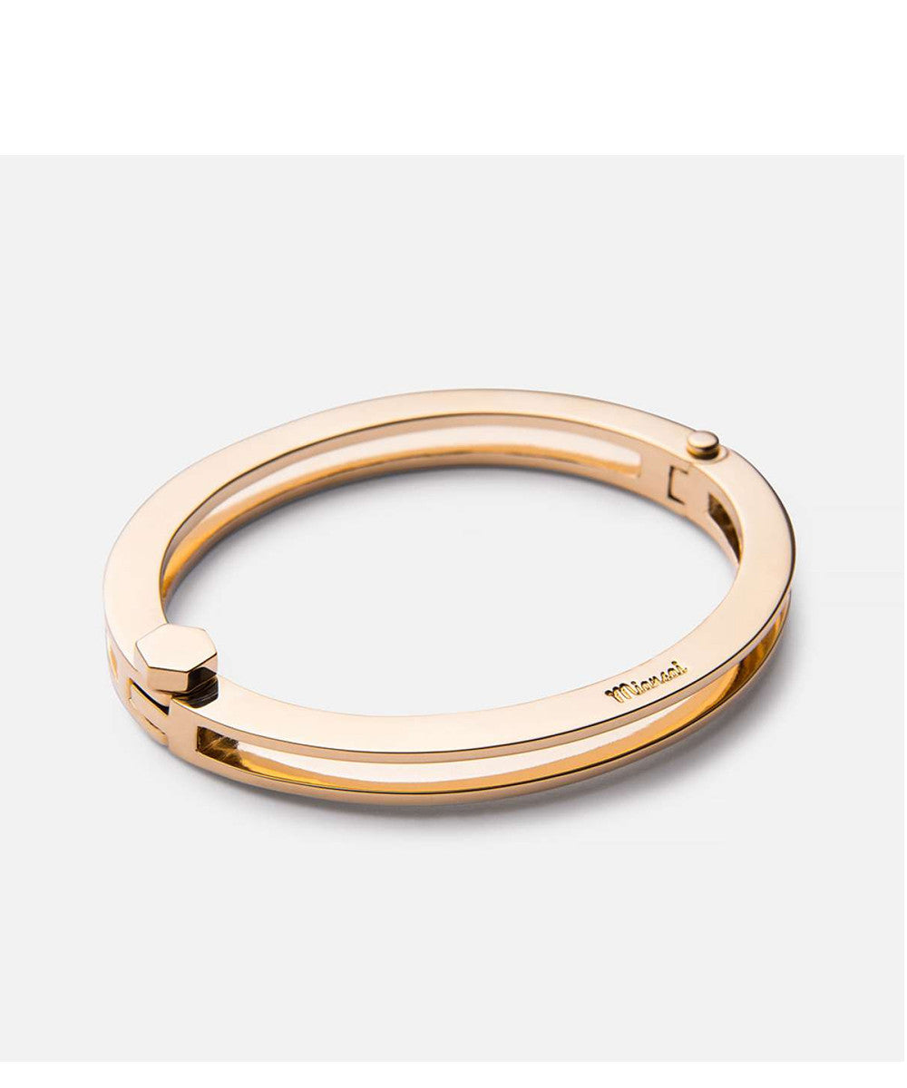 Miansai | Split Layer Cuff Gold Plated