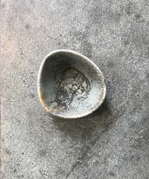 Ripple Small Bowl Concrete.Shop the Ripple Collection at PATRICIA. Designed by Mark Warren of HAAND in our home state of North Carolina. Beautiful, modern plates for the minimal home.