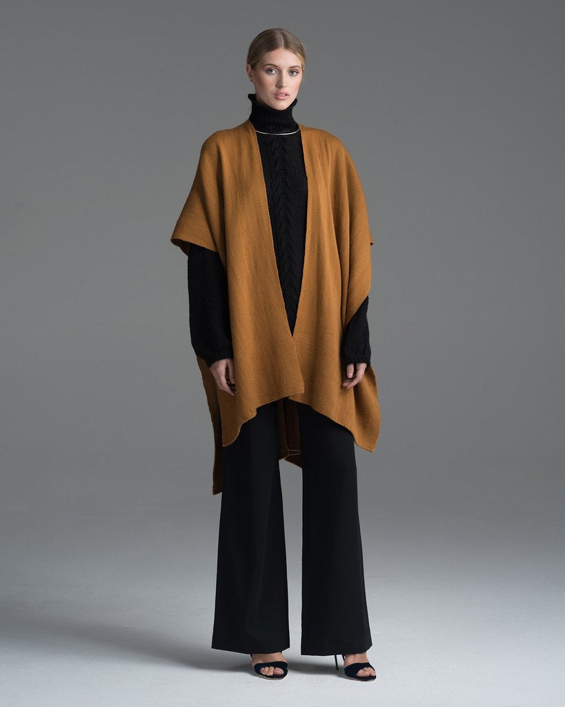 Voz Merino short duster found at PATRICIA in southern Pines, NC