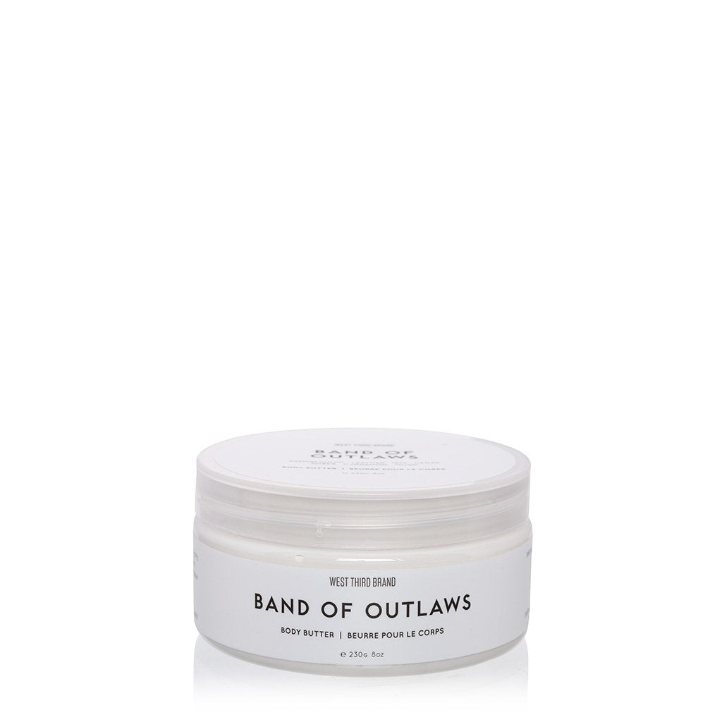 W3B Lost California Body Butter