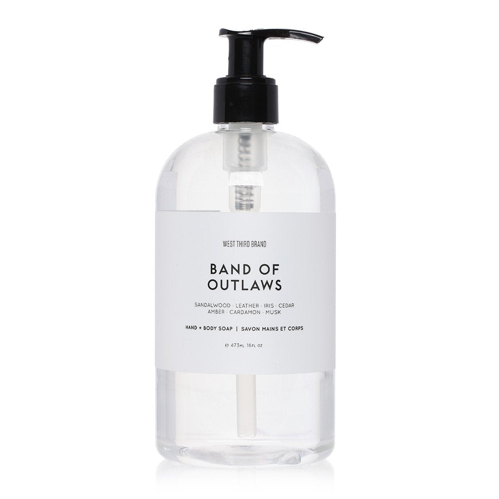 W3B Lost California Hand + Body Soap