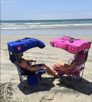 Renetto Canopy Chair at the Beach