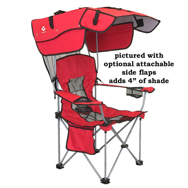 Original Canopy Chair 3rd Generation  Tailgate edition   sc 1 st  Renetto : soccer chair with canopy - memphite.com