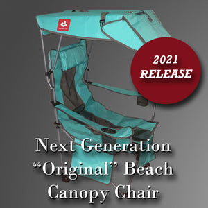 Silverback Oversized Canopy Chair