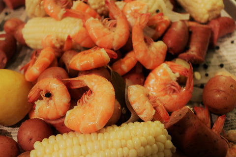 Carolina Lowcountry Shrimp Boil
