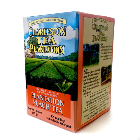 Charleston Tea Plantation - Peach