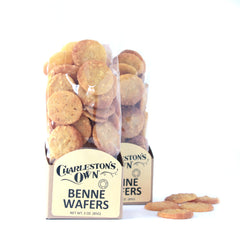 Charleston's Own Local Benne Wafers