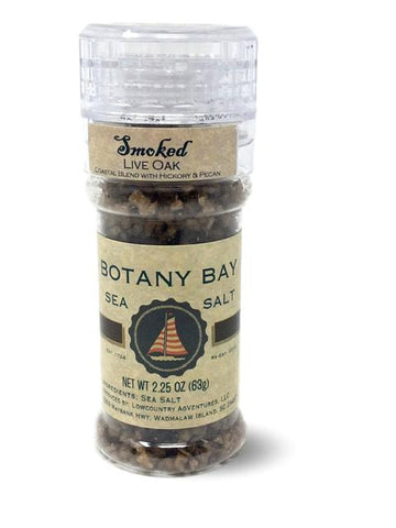 Botany Bay Smoked Sea Salt