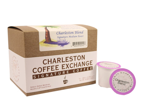 Charleston Coffee Exchange Keurig K-cup