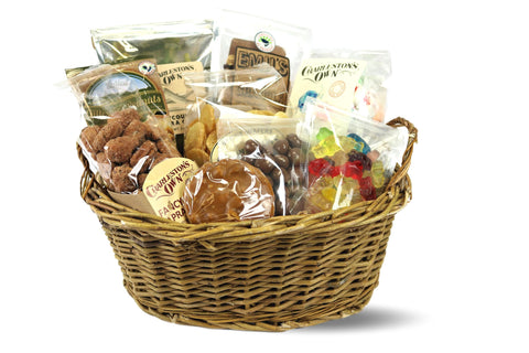 Charleston Snack Gift Basket