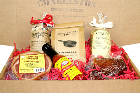 Charleston's Own Soup Sampler Gift Box