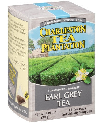 Earl Grey - Charleston Tea Plantation