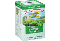 Green Tea with Mint - Charleston Tea Plantation