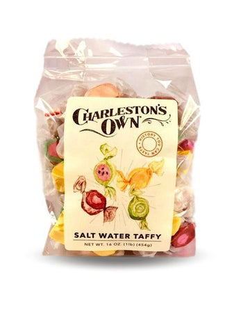 Charleston's Own Salt Water Taffy