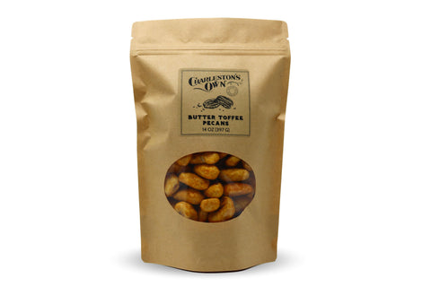 Charleston's Own Butter Toffee Pecans