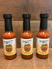 Charleston's Own Marsh Fire Hot Sauce