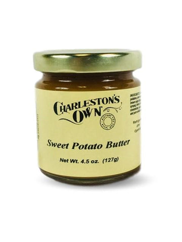 Charleston's Own Sweet Potato Butter 5oz