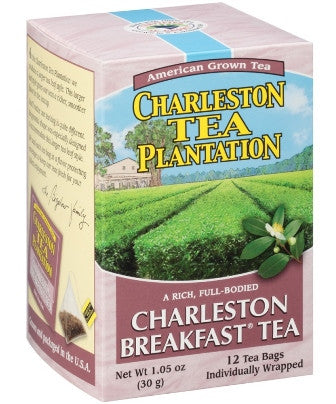 Charleston Breakfast - Charleston Tea Plantation