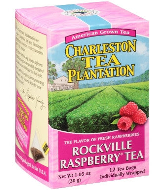 Rockville Raspberry - Charleston Tea Plantation