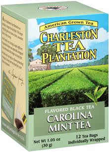 Carolina Mint Tea Charleston Tea