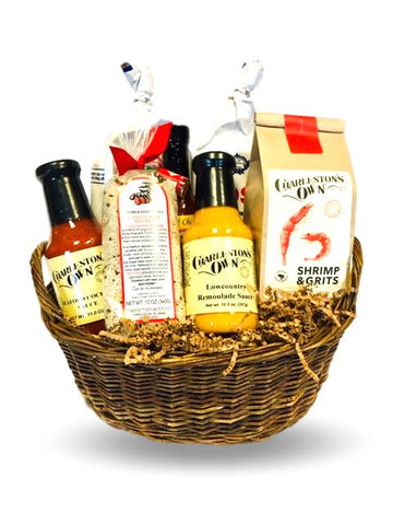 Coastal Carolina Seafood Gift Basket